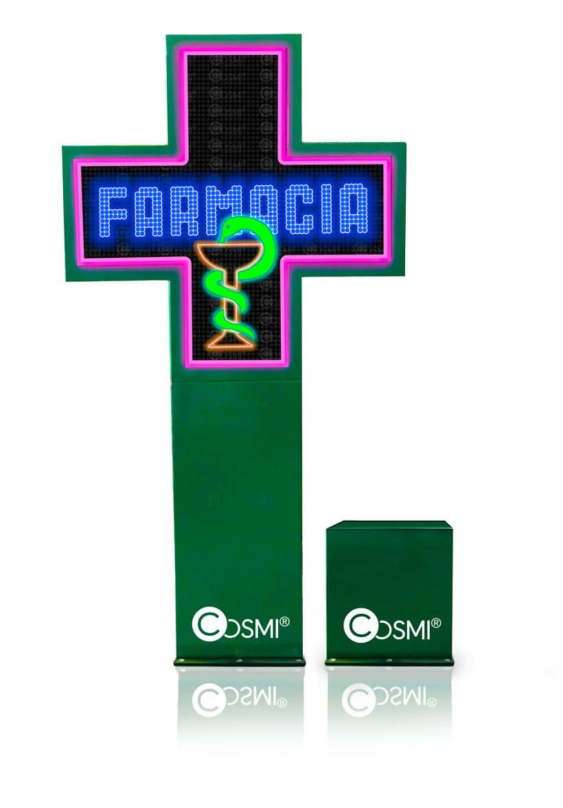 croix-de-pharmacie-ecran-led-p8S-agr-display-cosmi-france